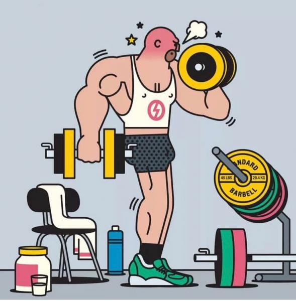 Как накачаться дома без железа? Программа тренировок своим весом.