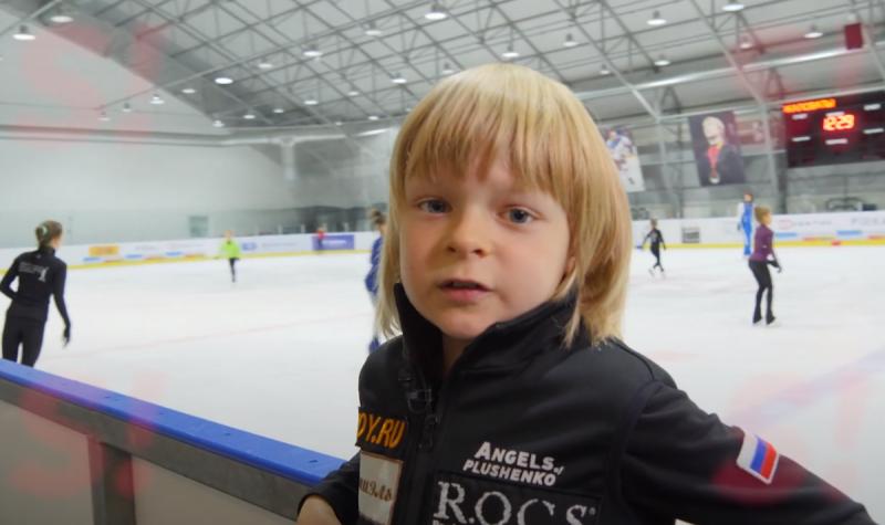 Плющенко-младший планирует превзойти папу и выступить на пяти Олимпиадах.
