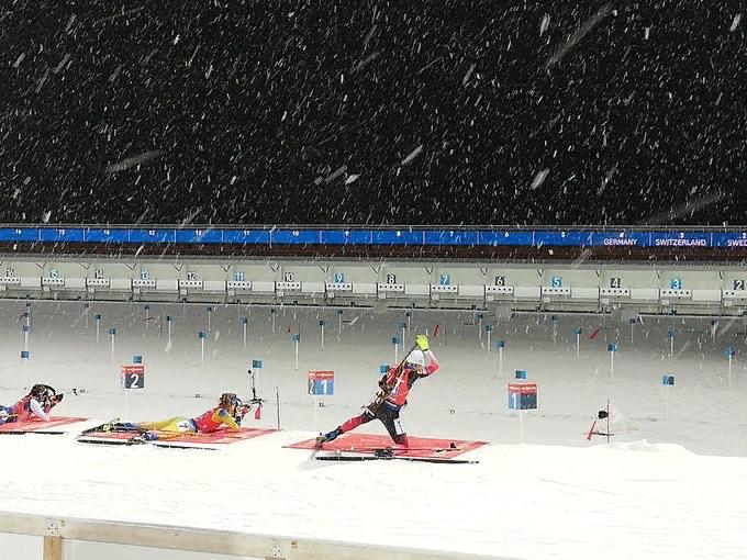 Три российских биатлониста вошли в состав сборной Румынии