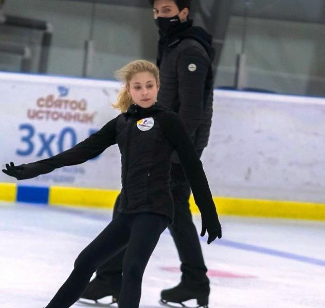 Готовность №1: Косторная считает дни до своих первых соревнований на Кубке России