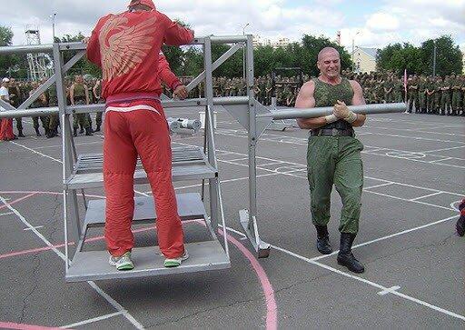 Новые упражнения по физической подготовке в ВС РФ. Кроссфит в буднях военных. К чему готовиться?