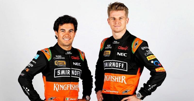 Перес или Хюлькенберг - кого больше хотят видеть в составе Red Bull?