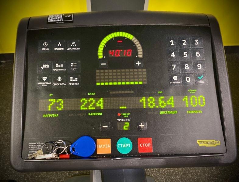 Рассказываю, как я распределила тренировки. Есть первый результат: -2.200кг за неделю.
