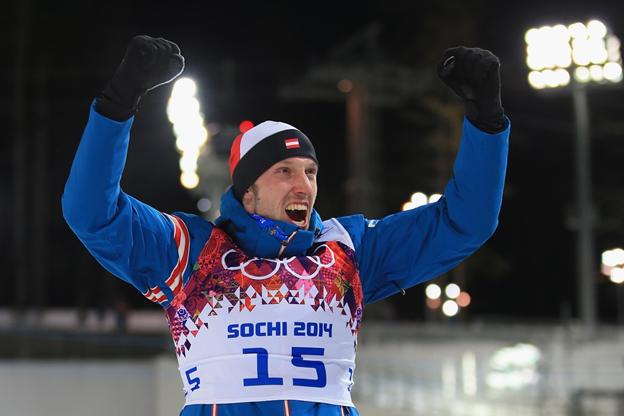 Самые быстроногие парни: Олимпийские призеры в спринте по биатлону в 21 веке