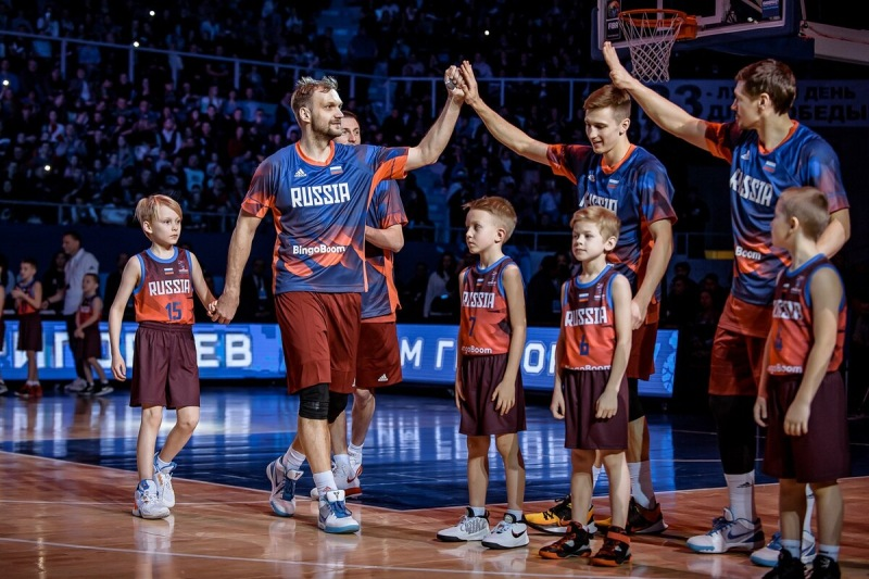 Стал известен расширенный состав сборной России