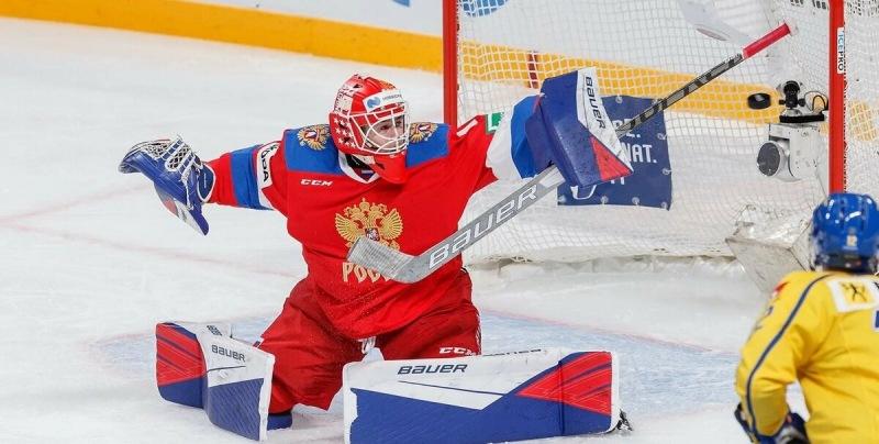 3 лучших игрока молодежной сборной России на этапе Евротура