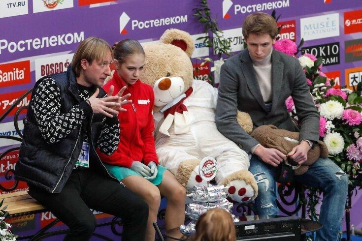 «Чистые хвосты» отмазывают Плющенко, или почему болельщики «Хрустального» - боты