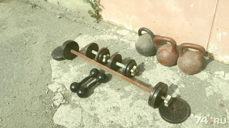 Мощная программа для роста и выносливости мышц с гирями