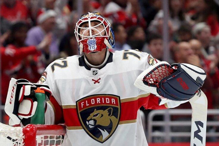 Топ-5 российских вратарей в НХЛ прямо сейчас