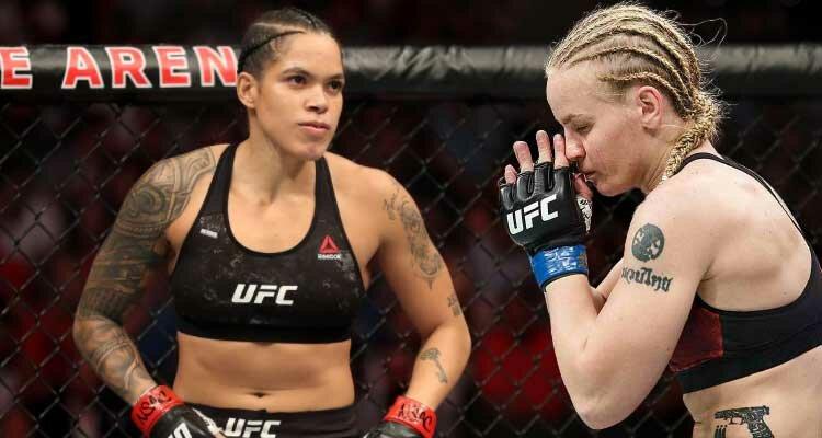 Валентина Шевченко хочет провести супербой в UFC