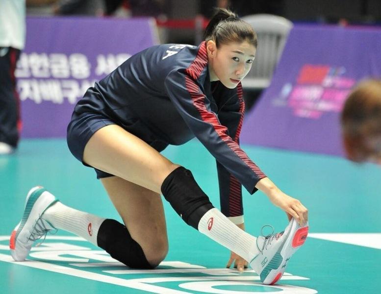 Волейбол. Сборная Кореи. Разбираем соперника по ОИ