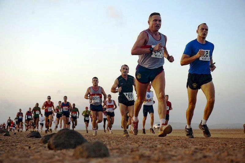 Как научиться бегать на длинные дистанции?