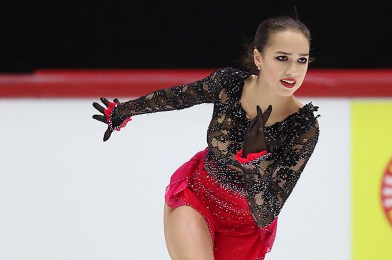 Прекрасная Алина Загитова