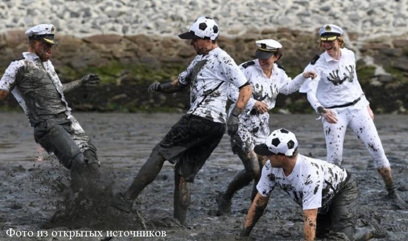 Современный мировой спорт - грязное политизированное шоу