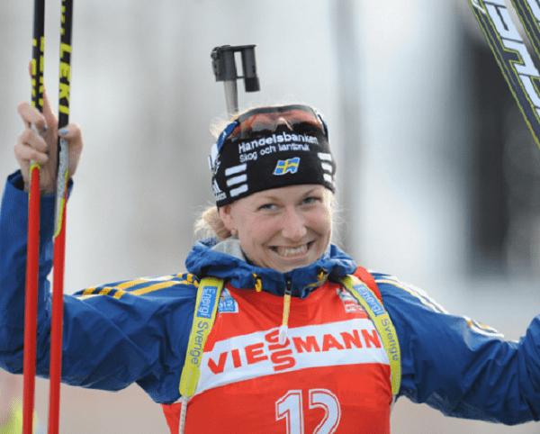Логинов выиграл золото индивидуальной гонки, а шведы рассказали, почему им не радостно