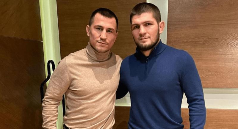 Нурмагомедов обратился к борцу Власову по поводу Олимпиады