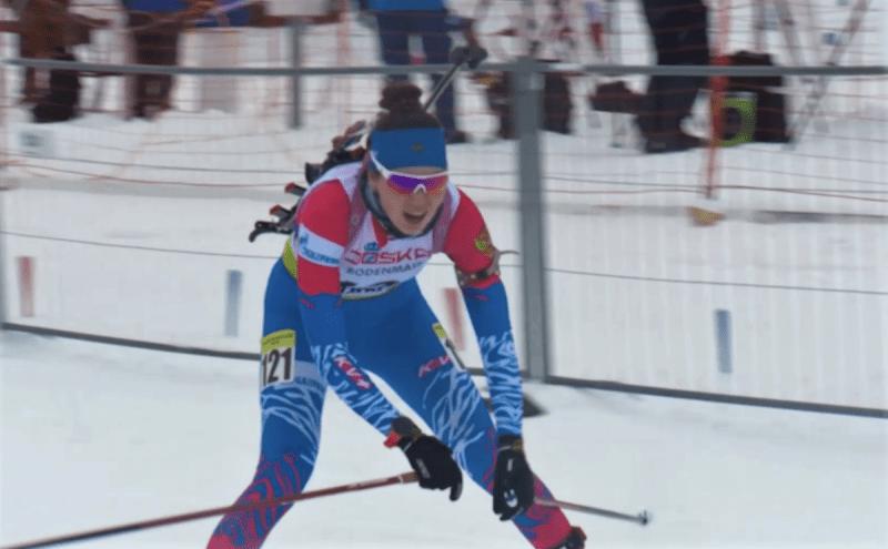 Российские биатлонистки даже на чемпионате Европы быстрее всех бежать не могут