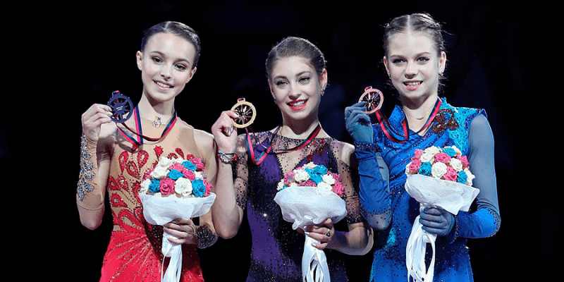 Трусова, Косторная и Щербакова похоже снова останутся без чемпионата мира.