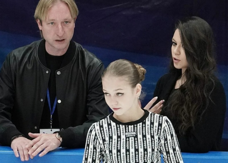 Трусова у Тутберидзе хотела стать олимпийской чемпионкой. С Плющенко цели уже другие