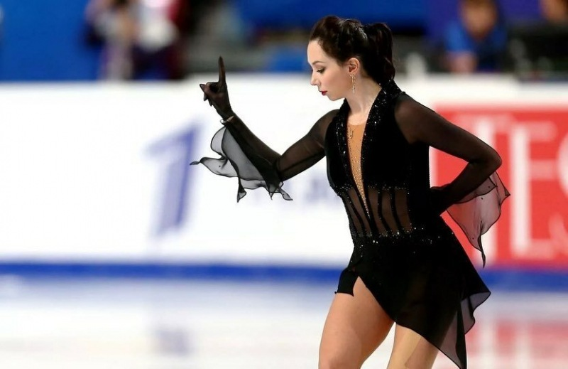 Туктамышева готовится к олимпийскому сезону и четверной на следующие соревнования