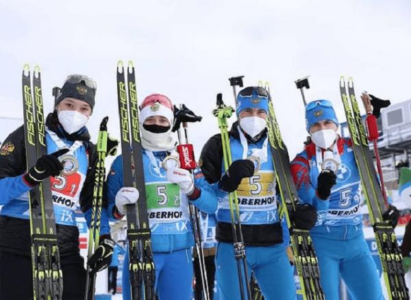 Восходящая звезда норвежского биатлона прокомментировал золотой финиш Латыпова, не назвав его даже по имени