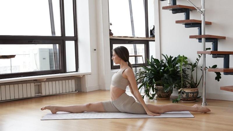 5 эффективных упражнений для продольного шпагата. Динамическая растяжка