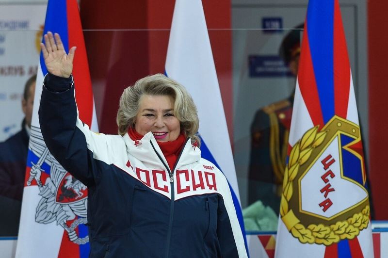 """""""Я хочу, чтобы она выиграла"""": Татьяна Тарасова ответила про расстройство из-за проигрыша Медведевой на Олимпийских играх"""