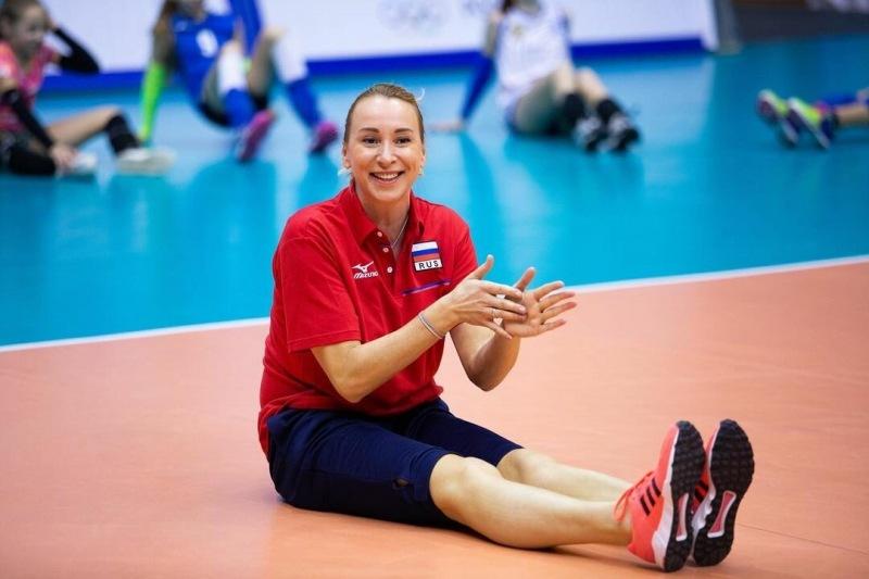 Любовь Соколова вернулась в сборную России по волейболу, чтобы выиграть Олимпиаду