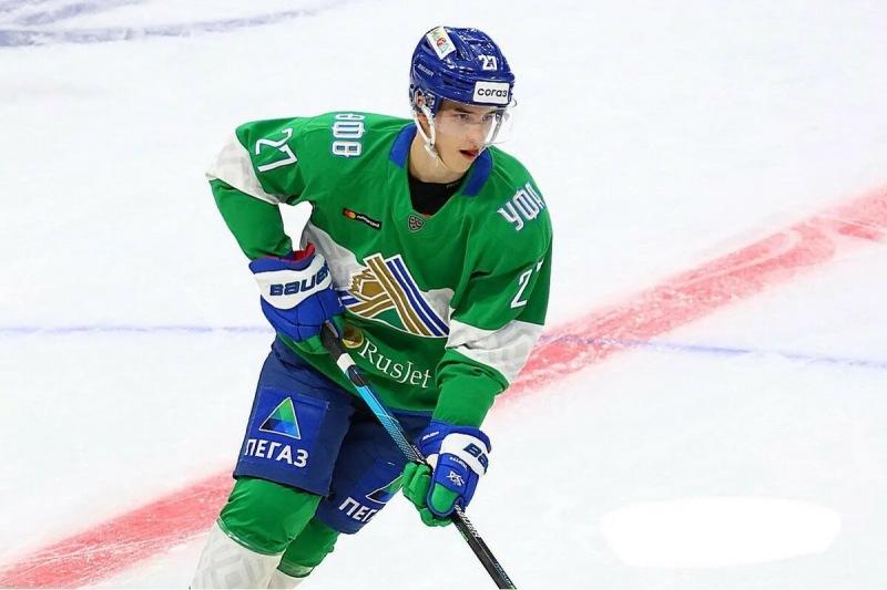 Российские хоккеисты, которые могут уехать в НХЛ уже в этом году