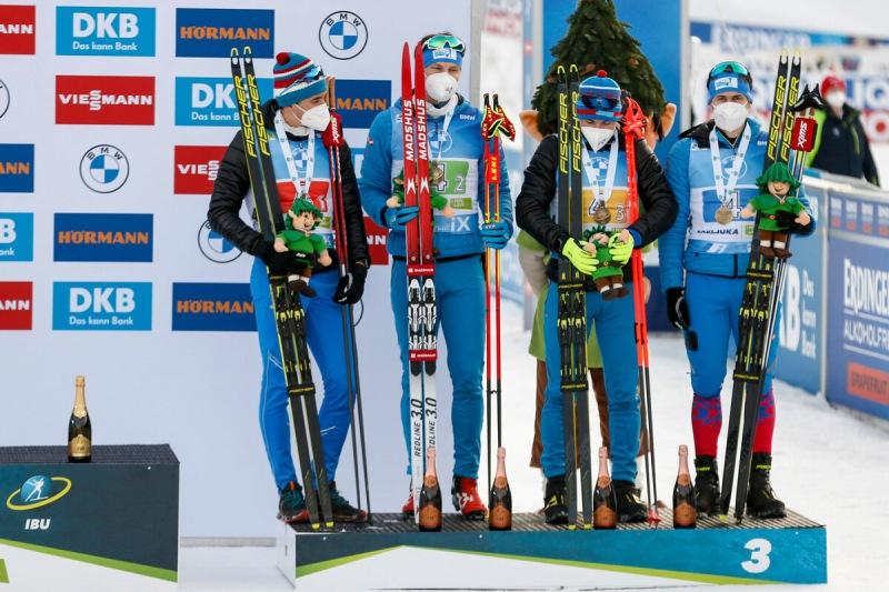 Забронзовели. Не надо слишком радоваться первой биатлонной медали России в Поклюке