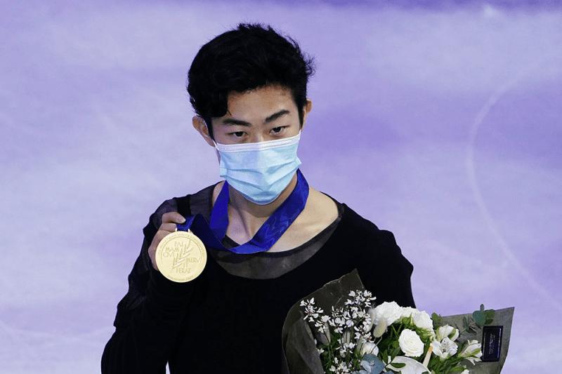 Чен стал трехкратным чемпионом мира, Коляда и Семененко вернули России три квоты