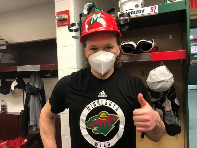 ЧТО ОН ТВОРИТ? Кирилл Капризов разрывает НХЛ!