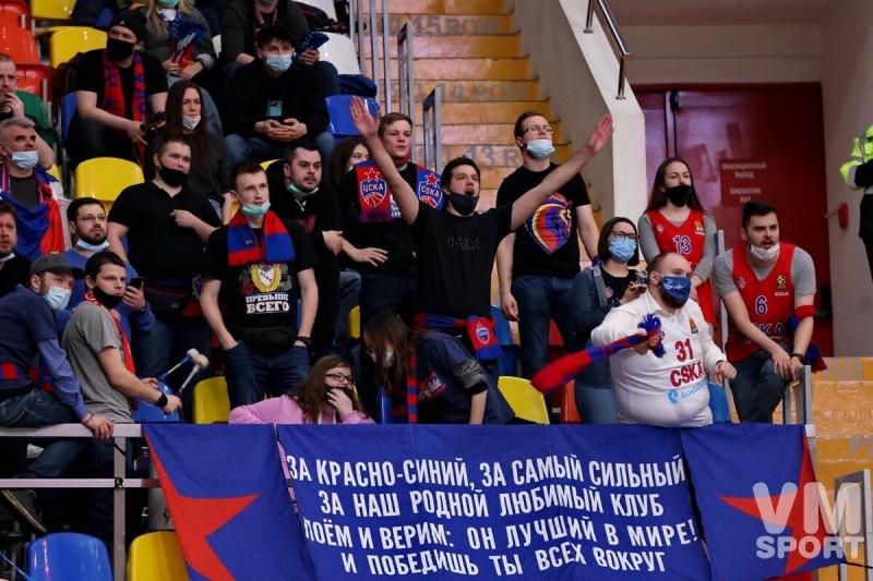 ЦСКА уверенно взял своё от «Црвены Звезды»