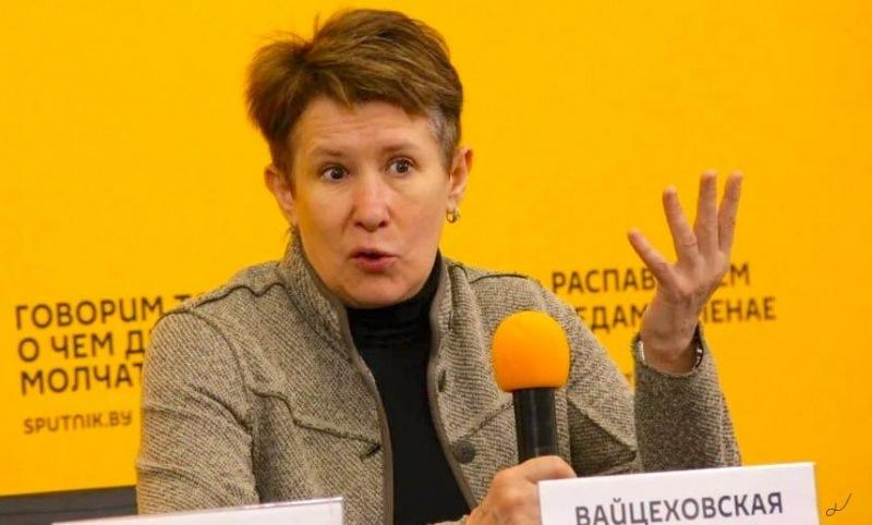 Елена Вайцеховская прокомментировала решение Клебо отказаться от подачи апелляции