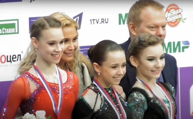 """Камила Валиева честно ответила про Олимпиаду: """"Я не знаю, что будет завтра"""""""