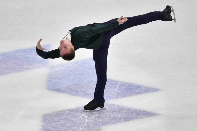 Коляда упал, но не в грязь лицом. У России будет максимальная мужская квота на Олимпиаде