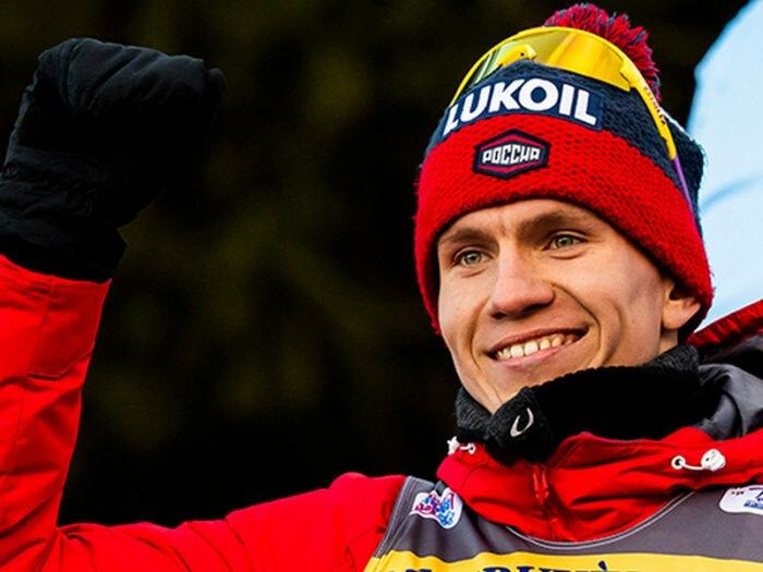 Спортивная семья лыжника Александра Большунова. Чемпион мира по скиатлону и его красавица-жена