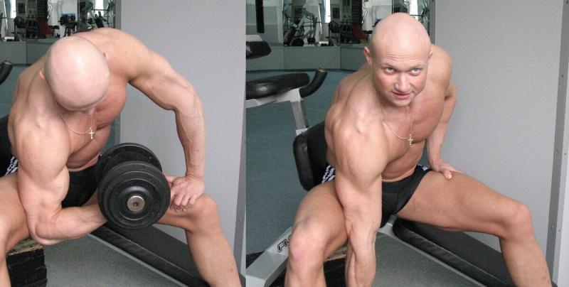 10 самых лучших упражнений для бицепса