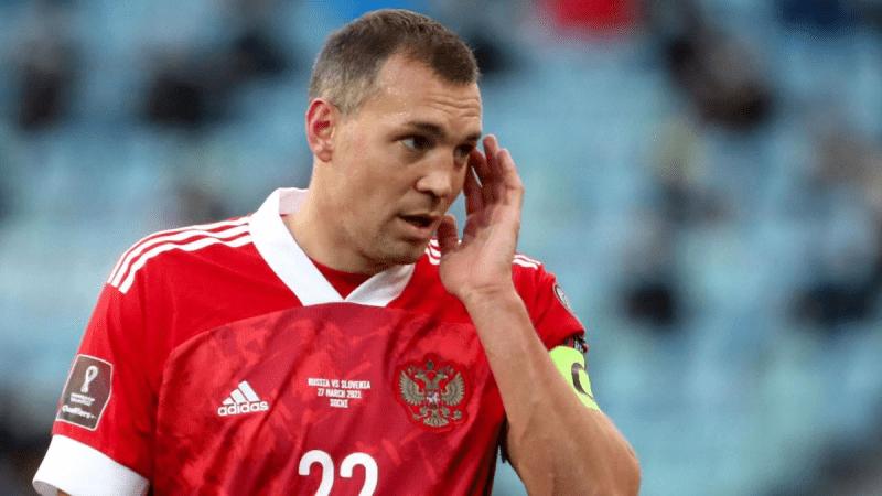"""Черчесов рассказал, считает ли он Дзюбу """"жемчужиной"""" сборной России"""