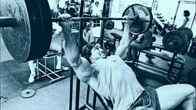 Помогают ли анаболики поднять больше веса. Может если бы Шварценеггер сидел на стероидах он смог бы жать больше чахлых 220 кг