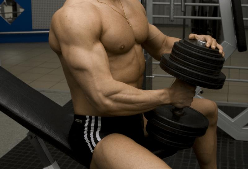 Смена упражнений мешает мышечному развитию
