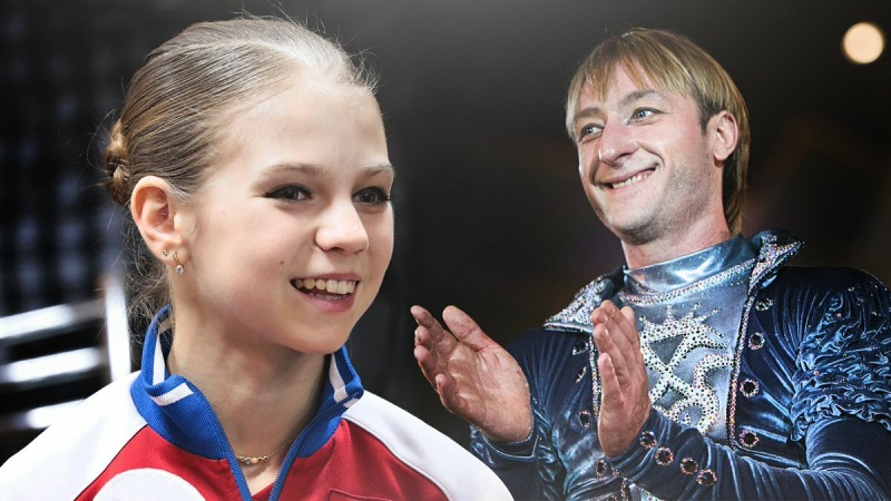 Мечта Трусовой об олимпийской медали перевесила мечту о пяти квадах. А Плющенко с подмоченной репутацией- мимо олимпиады