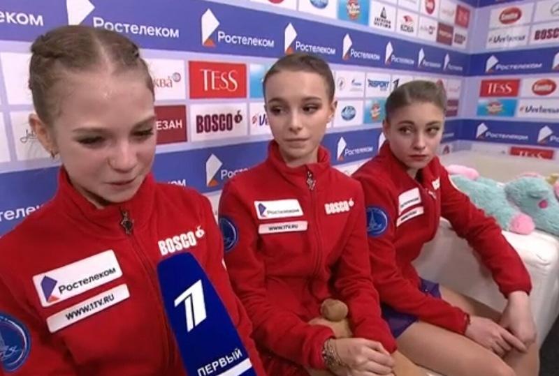С олимпийским сезоном все понятно. Но кто останется в команде Тутберидзе после олимпиады?