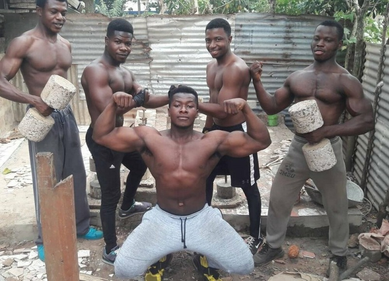Фитнес по-африкански
