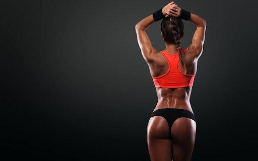 Как накачать мышцы ягодиц? Можно ли это сделать дома?