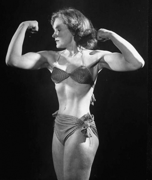 Силовые тренировки для женщин. Мифы и реальность.