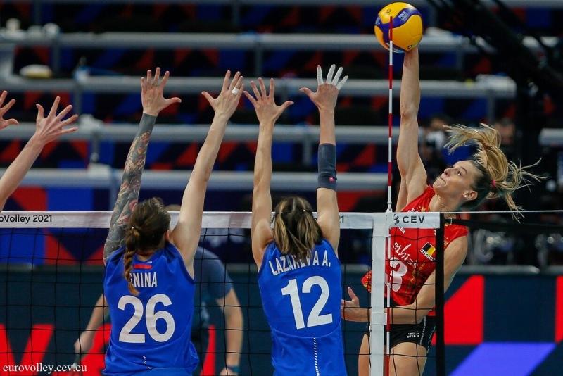 Волейбол. Чемпионат Европы 2021. Обсуждаем тай-брейк с Бельгией