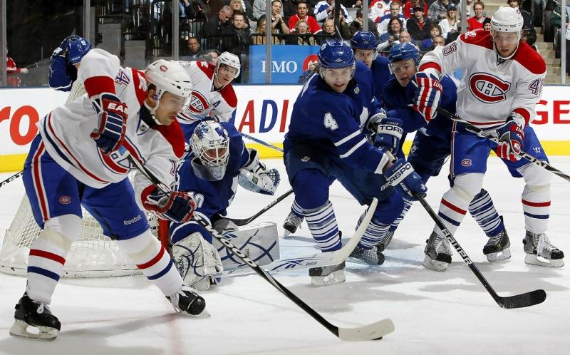 """Необычные истории из НХЛ: Как """"Торонто"""" подписало не того игрока."""