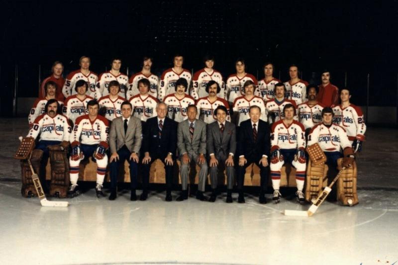 """Необычные истории НХЛ: """"Мусорный"""" кубок для """"Вашингтон Кэпиталс""""."""