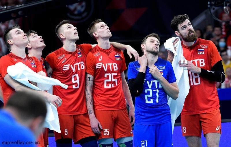 Волейбол. ЧЕ 2021. Игра с Польшей и итоги турнира